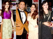 TV celebs glitter at the 14th ITA awards