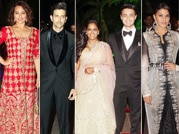 Celebs galore at Arpita-Aayush grand wedding reception
