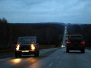 Mercedes Benz GLA Day 9: On to Kazakhstan, via snow-covered Urals