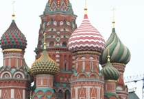 Mercedes Benz GLA Day 6: Cruising into Moscow's Red Square