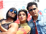 Kill Dil trio Ranveer, Parineeti, Ali paint the town and how!