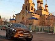 Mercedes Benz GLA Day 10: Into the barren lands of Kazakhstan