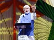Modi promises Sydney's euphoric diaspora a resurgent India