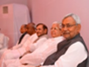 Anti-Modi meet: Mulayam hosts, Nitish attends