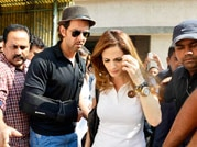 Hrithik Roshan and Sussanne Khan's divorce comes through
