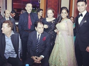 Inside pictures of Arpita-Aayush wedding reception