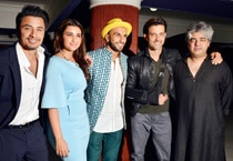 Parineeti, Shraddha, Vani glam up Kill Dil screening