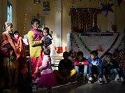 10 photos of Christmas celebrations across India