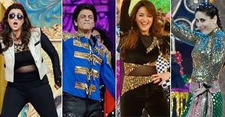 shah rukh khan, madhuri dixit, parineeti chopra, kareena kapoor, tabu, amitabh bachchan, deepika padukone, stardust awards, stardust awards night