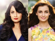 Bollywood's cute dame Dia Mirza turns 33