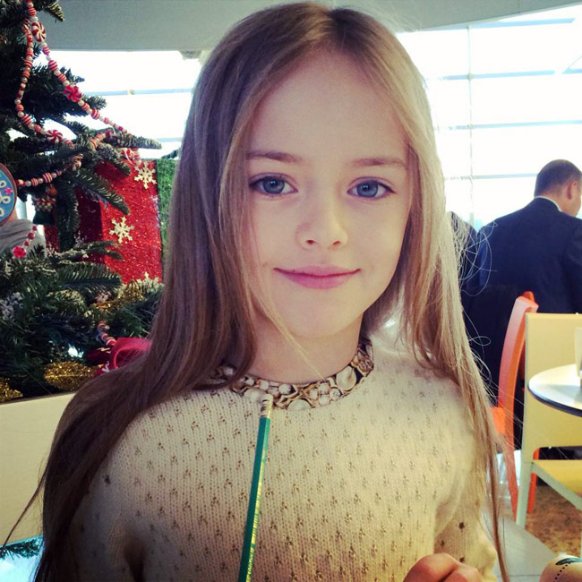 12 Pictures Of Worlds Most Beautiful Girl - Kristina Pimenova  Indiatoday-8222