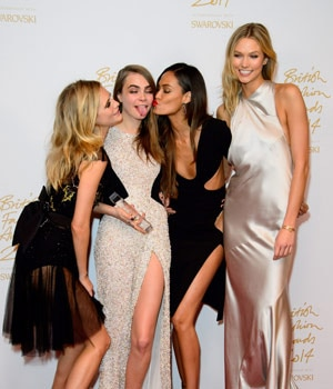 british fashion awards, london, tom ford, cara delevingne, rita ora, 2014