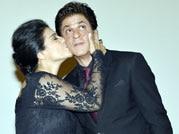 Kajol, SRK