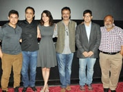 PK special screening: Aamir Khan, Anushka Sharma cast a spell