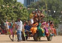 Pongal celebrations in Tamil Nadu