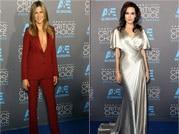 Stars shine on the red carpet of Critics' Choice Awards 2015