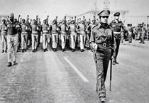 Women power alright, but it was Kiran Bedi who led a Republic Day contingent 40 years ago