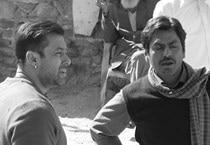 Spotted: Salman, Nawazuddin shoot for Bajrangi Bhaijaan in Mandawa