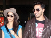 Shraddha, Varun back in town after wrapping ABCD 2 shoot in US
