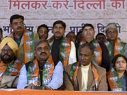 Poll bugle sounded: BJP, AAP gear up for Delhi elections