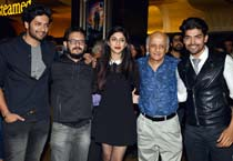 Bollywood celebs watch Khamoshiyan with starcast
