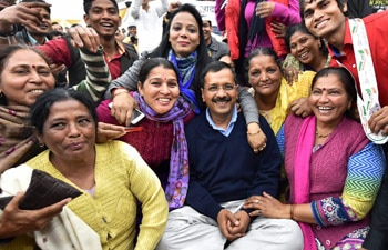 delhi elections 2015, delhi polls, delhi assembly elections, arvind kejriwal, kiran bedi, bjp, aap, congress