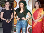 Celeb spotting: Guess what Kareena, Parineeti and Viday were up to this weekend