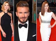 BAFTA 2015: Celebs sashay down the red carpet in style