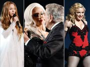 Grammy Awards 2015: Beyonce, Lady Gaga, Madonna add glitz and glamour on stage