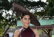 e295bd8b45a Matter of hats  Bollywood babes and their derby outing