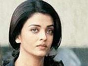 Aishwarya Rai Bachchan on the sets of Jazbaa
