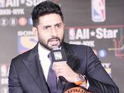 Abhishek Bachchan named NBA Goodwill Ambassador