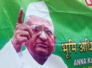 Anna Hazare is back at Jantar Mantar to take on Modi
