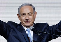 Benjamin Netanyahu wins Israel election