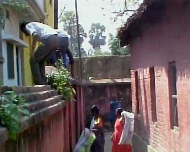 Bihar exam cheating