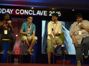 AIB team at India Today Conclave