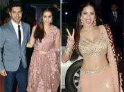Sunny to Shraddha: B-Town decks up Tulsi Kumar-Hitesh Ralhan's wedding