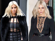 Undies, cleavage and latex: Kim Kardashian's worst looks from the Paris Fashion Week