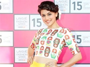 Taapsee Pannu, Tisca Chopra and more attend Lakme Fashion Week curtain-raiser