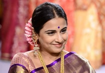 Lakme Fashion Week 2015: Vidya Balan the cynosure of Day 2
