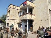 Gunbattle between security forces, militants in Jammu and Kashmir