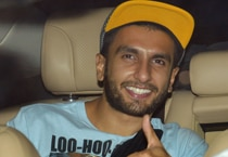 Look who's here: Anushka's ex-flame Ranveer attends NH10 screening