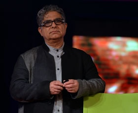 Wellness guru Deepak Chopra explains how to find peace in this connected world at India Today Conclave 2015.
