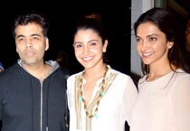 Celeb Spotting: Anushka, Deepika at Censor Board meeting, Ranveer spotted at KJo's home