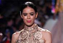 Manish Malhotra collection turns showstopper as he infuses life into sprightly flowers at LFW