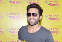 Welcome to Karachi: Jackky Bhagnani and Lauren Gottlieb match steps at the film's promotion