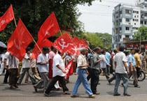 West Bengal on a day long shutdown