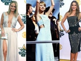 Academy Of Country Music Awards: Stars dazzle on the red carpet