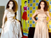 Spotted: Kangana meets and greets her fans