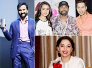 Celeb spotting: Varun, Shraddha, Saif and Madhuri's day out!